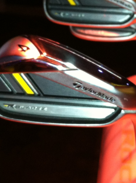 The look of the Rocketbladez irons are still very classic.