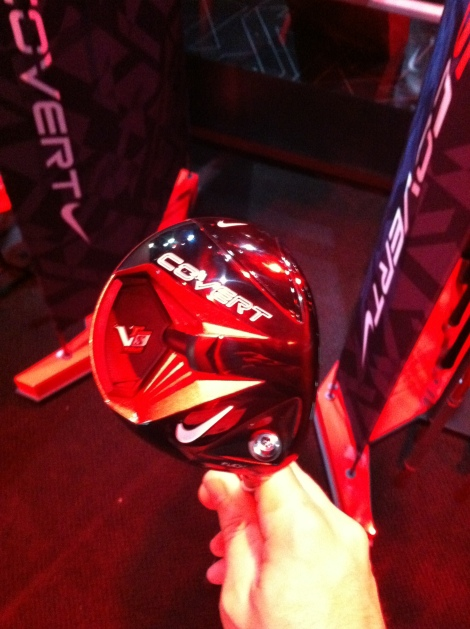 The VRS Covert Tour Fairway Woods features the same technology as the driver.