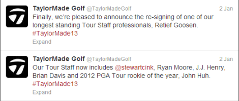 TaylorMadeTweets