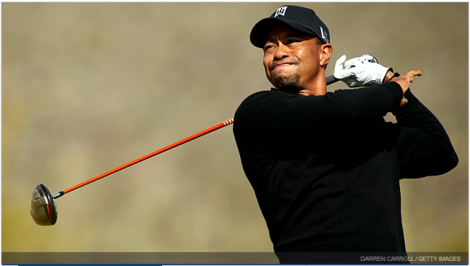 Tiger Woods was ousted in the first round of the WGC-Accenture Match Play by Charles Howell III, 2 & 1.