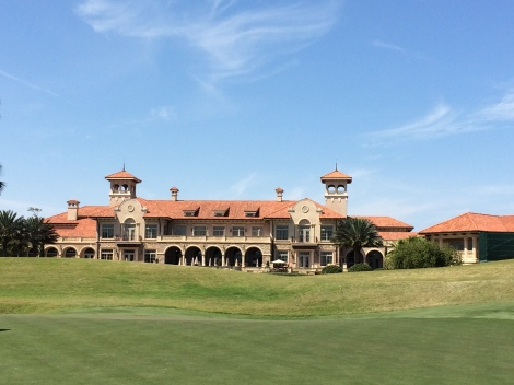 The 77,000 sq. ft. clubhouse